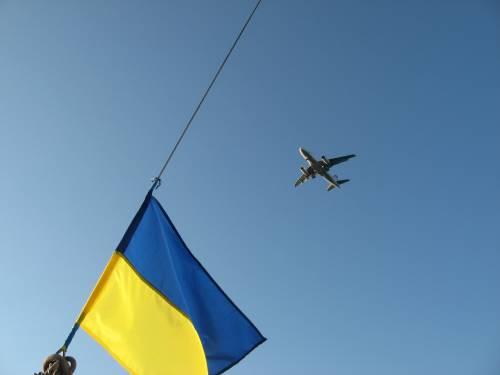 Украинским аэропортам запретили использовать русский язык