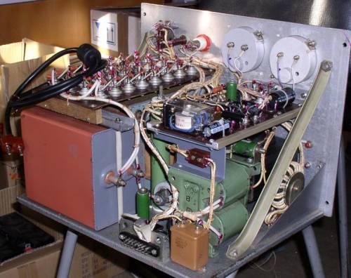 КВ усилитель мощности UT5EC
