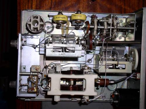 ...ротора-статора паралельно-последовательно галетным переключателем плюс еще дополнительно подключаемая паралельно...