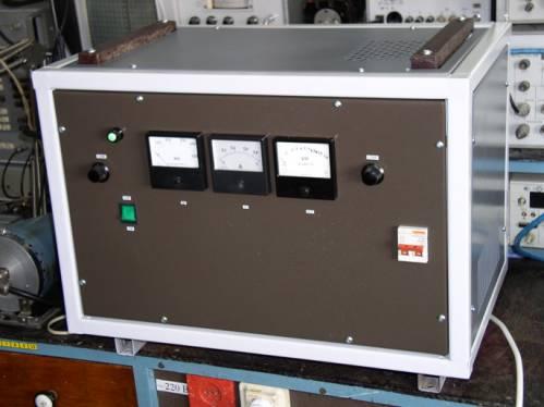 UT5EC: Усилитель мощности 144мГц на лампе ГС35Б
