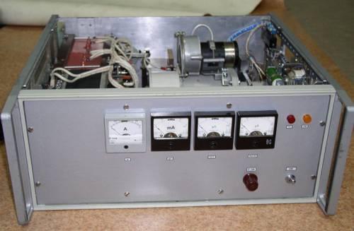 UT5EC - РА 1296 МГц на лампе ГС34Б