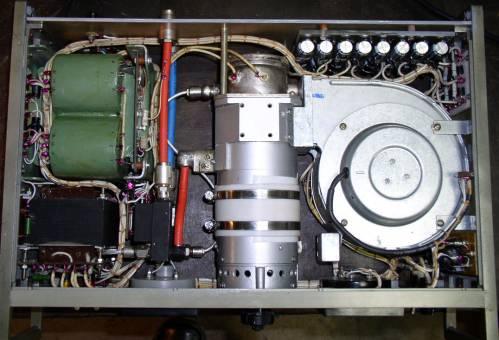 Усилитель мощности на лампе ГИ7Б на 432мГц